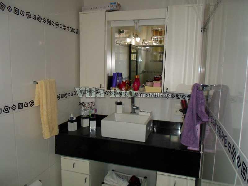 BANHEIRO - Casa 3 quartos à venda Braz de Pina, Rio de Janeiro - R$ 590.000 - VCA30027 - 19