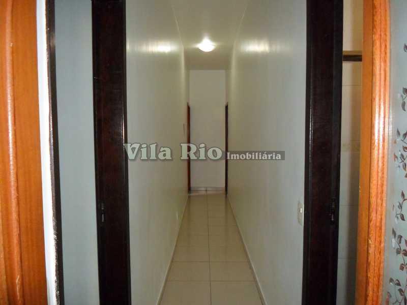 CIRCULAÇÃO - Casa 3 quartos à venda Braz de Pina, Rio de Janeiro - R$ 590.000 - VCA30027 - 20