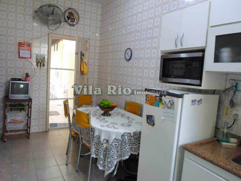 COZINHA 1 - Casa 3 quartos à venda Braz de Pina, Rio de Janeiro - R$ 590.000 - VCA30027 - 21