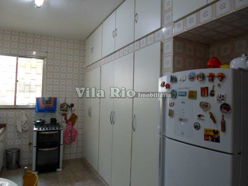 COZINHA 2 - Casa 3 quartos à venda Braz de Pina, Rio de Janeiro - R$ 590.000 - VCA30027 - 22