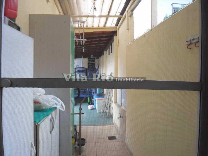 AREA - Casa 3 quartos à venda Braz de Pina, Rio de Janeiro - R$ 590.000 - VCA30027 - 24
