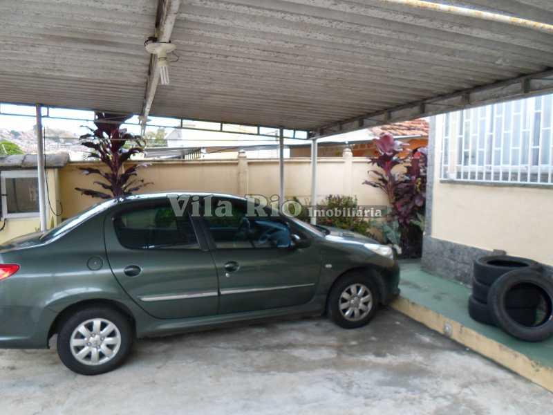 GARAGEM - Casa 3 quartos à venda Braz de Pina, Rio de Janeiro - R$ 590.000 - VCA30027 - 27