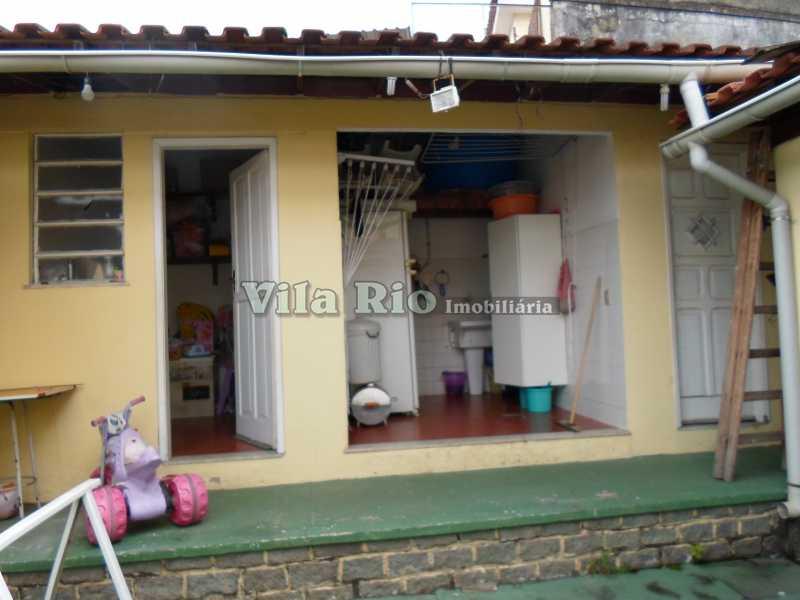 QUINTAL 1 - Casa 3 quartos à venda Braz de Pina, Rio de Janeiro - R$ 590.000 - VCA30027 - 28