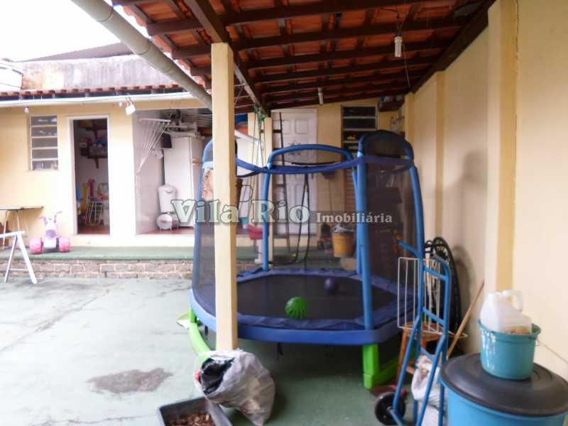 QUINTAL 3 - Casa 3 quartos à venda Braz de Pina, Rio de Janeiro - R$ 590.000 - VCA30027 - 30