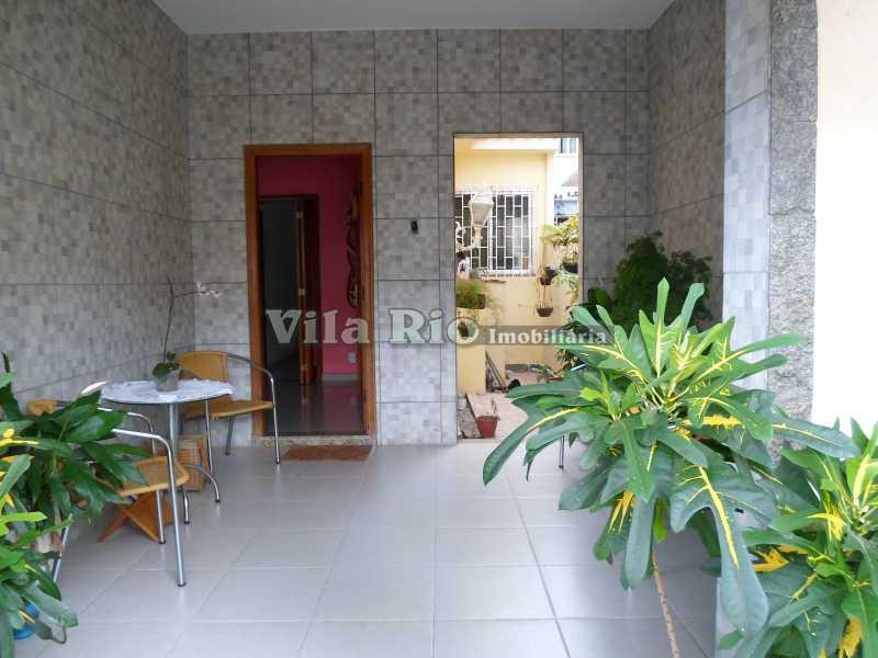 VARANDA - Casa 3 quartos à venda Braz de Pina, Rio de Janeiro - R$ 590.000 - VCA30027 - 31