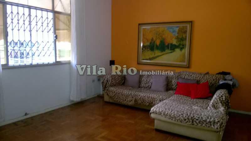 SALA - Apartamento À Venda - Vista Alegre - Rio de Janeiro - RJ - VAP30084 - 3