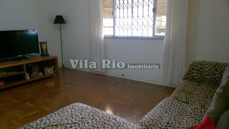 SALA1.1 - Apartamento À Venda - Vista Alegre - Rio de Janeiro - RJ - VAP30084 - 1