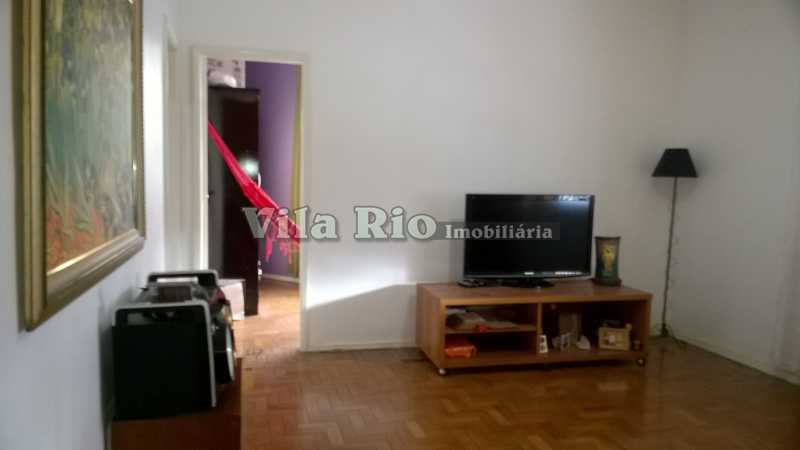 SALA1.2 - Apartamento À Venda - Vista Alegre - Rio de Janeiro - RJ - VAP30084 - 4