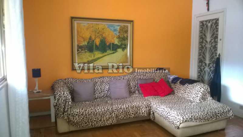 SALA1.3 - Apartamento À Venda - Vista Alegre - Rio de Janeiro - RJ - VAP30084 - 5
