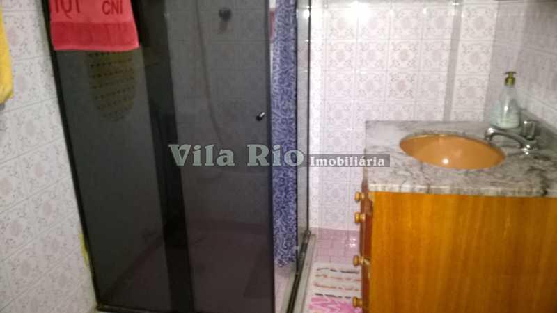 BANHEIRO - Apartamento À Venda - Vista Alegre - Rio de Janeiro - RJ - VAP30084 - 14