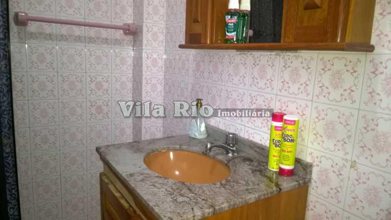 BANHEIRO1 - Apartamento À Venda - Vista Alegre - Rio de Janeiro - RJ - VAP30084 - 15
