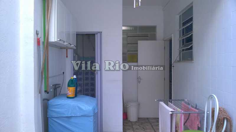 ÁREA - Apartamento À Venda - Vista Alegre - Rio de Janeiro - RJ - VAP30084 - 18