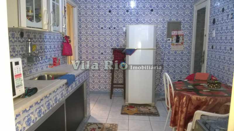 COZINHA - Apartamento À Venda - Vista Alegre - Rio de Janeiro - RJ - VAP30084 - 20