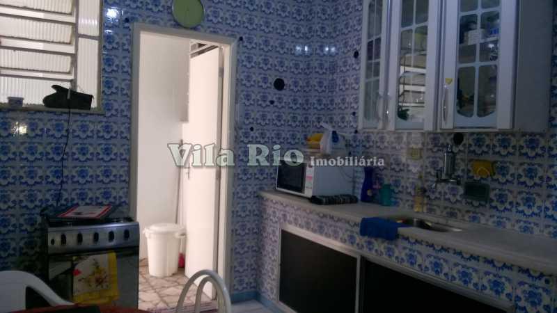 COZINHA1.1 - Apartamento À Venda - Vista Alegre - Rio de Janeiro - RJ - VAP30084 - 21