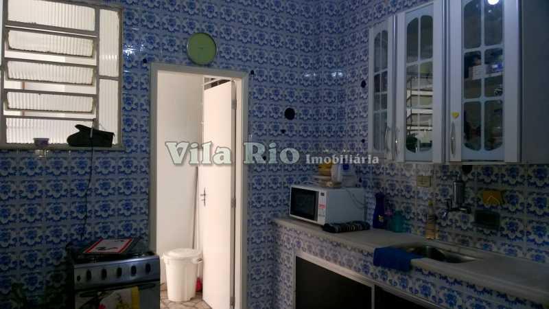 COZINHA1.2 - Apartamento À Venda - Vista Alegre - Rio de Janeiro - RJ - VAP30084 - 22