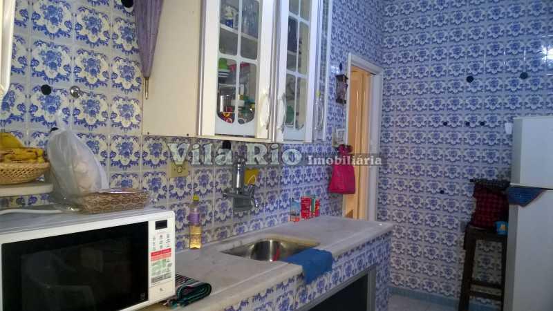 COZINHA1 - Apartamento À Venda - Vista Alegre - Rio de Janeiro - RJ - VAP30084 - 23