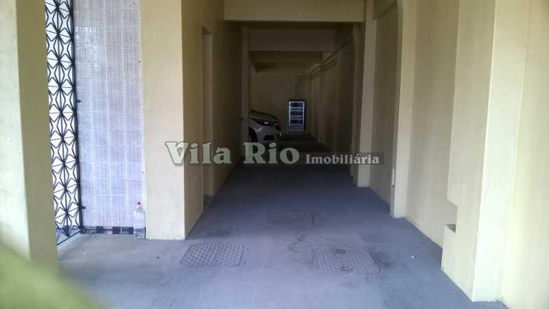 GARAGEM - Apartamento À Venda - Vista Alegre - Rio de Janeiro - RJ - VAP30084 - 24