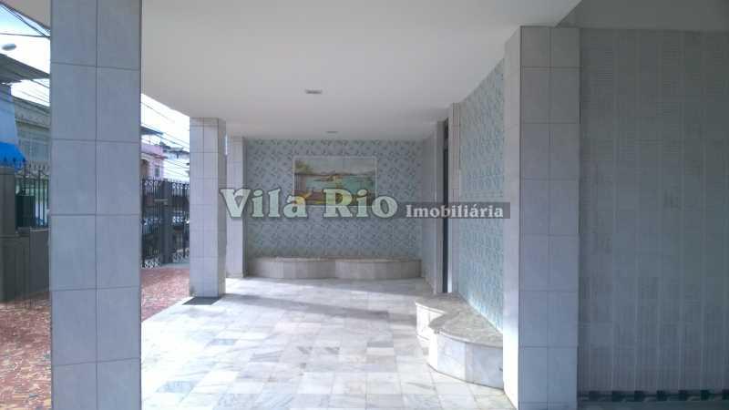 HALL - Apartamento À Venda - Vista Alegre - Rio de Janeiro - RJ - VAP30084 - 25