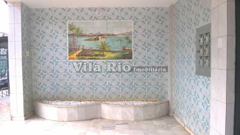 HALL1.1 - Apartamento À Venda - Vista Alegre - Rio de Janeiro - RJ - VAP30084 - 26