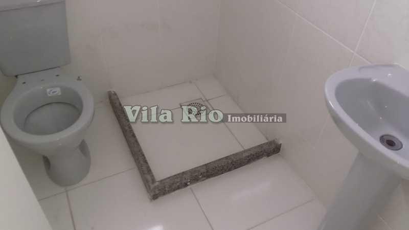 BANHEIRO - Apartamento 2 quartos à venda Vaz Lobo, Rio de Janeiro - R$ 172.400 - VAP20290 - 10