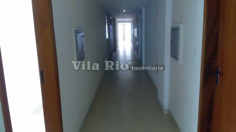 CIRCULAÇÃO EXTERNA - Apartamento 2 quartos à venda Vaz Lobo, Rio de Janeiro - R$ 172.400 - VAP20290 - 15
