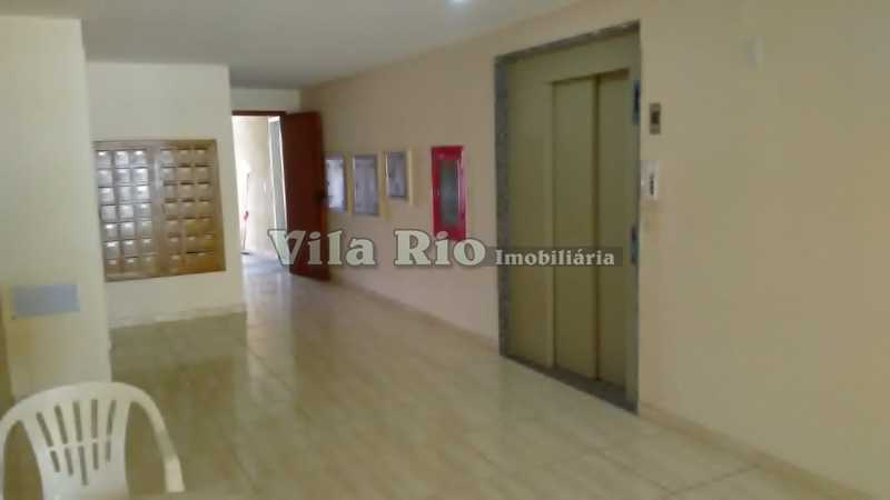 ELEVADOR - Apartamento 2 quartos à venda Vaz Lobo, Rio de Janeiro - R$ 172.400 - VAP20290 - 16