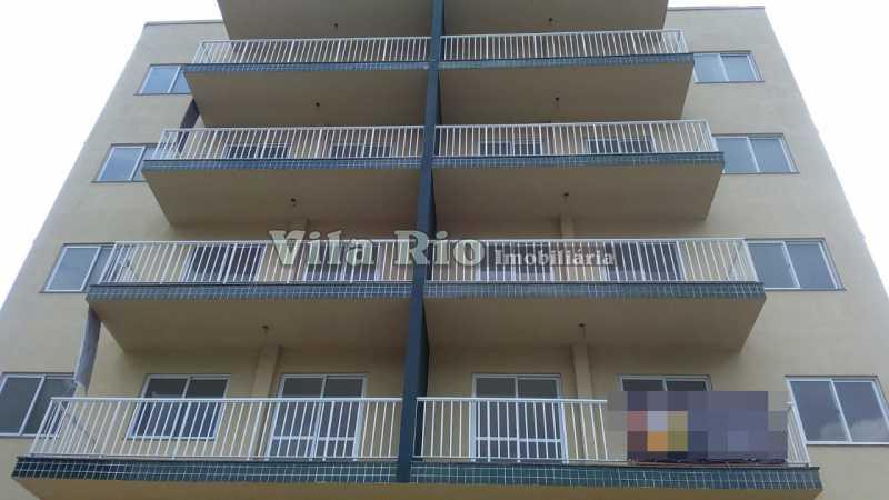 FACHADA - Apartamento 2 quartos à venda Vaz Lobo, Rio de Janeiro - R$ 172.400 - VAP20290 - 1