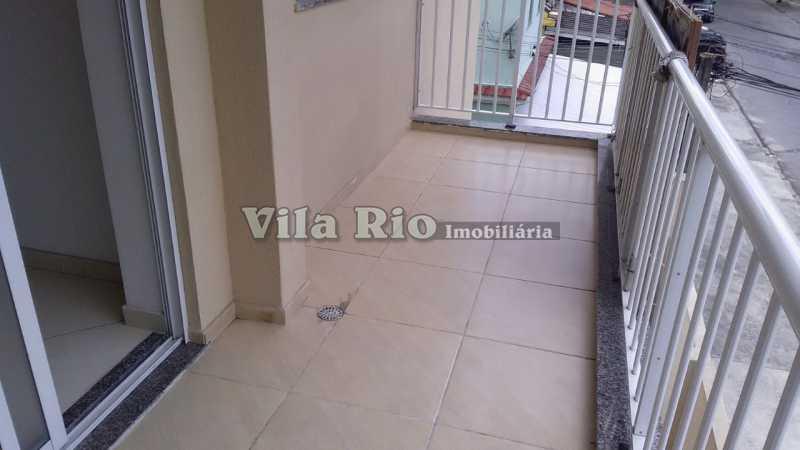 VARANDA - Apartamento 2 quartos à venda Vaz Lobo, Rio de Janeiro - R$ 172.400 - VAP20290 - 13