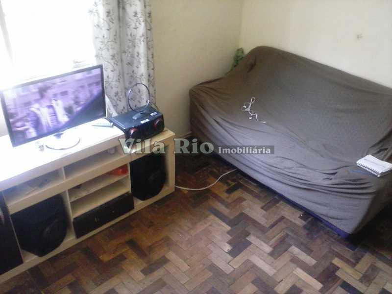 SALA 3 - Apartamento 2 quartos à venda Vila Kosmos, Rio de Janeiro - R$ 110.000 - VAP20291 - 1