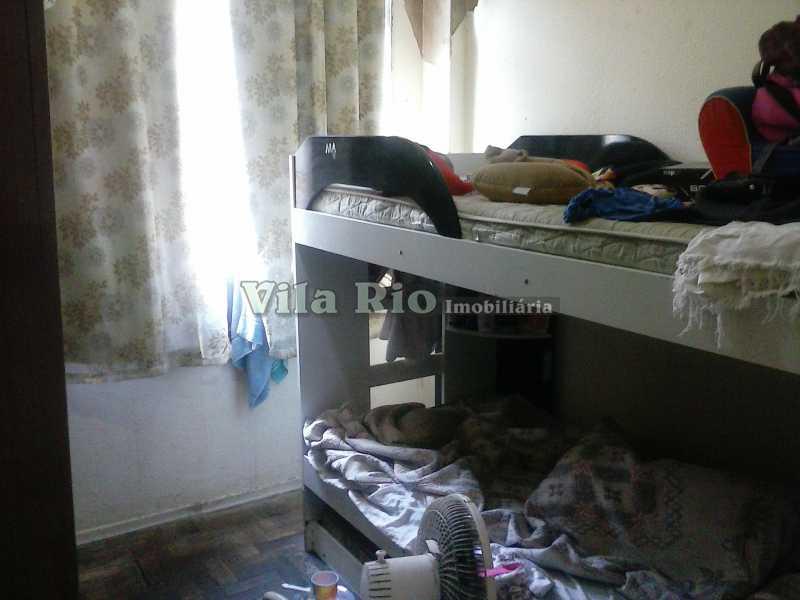 QUARTO 2 - Apartamento 2 quartos à venda Vila Kosmos, Rio de Janeiro - R$ 110.000 - VAP20291 - 6