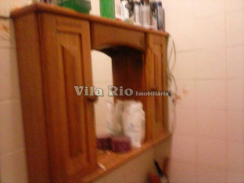 BANHEIRO 1 - Apartamento 2 quartos à venda Vila Kosmos, Rio de Janeiro - R$ 110.000 - VAP20291 - 12