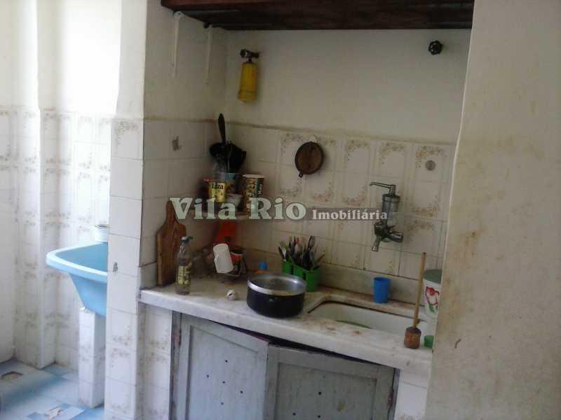 COZINHA 2 - Apartamento 2 quartos à venda Vila Kosmos, Rio de Janeiro - R$ 110.000 - VAP20291 - 16