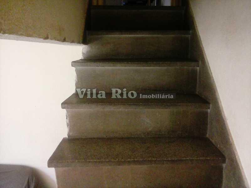 ESCADA - Apartamento 2 quartos à venda Vila Kosmos, Rio de Janeiro - R$ 110.000 - VAP20291 - 20