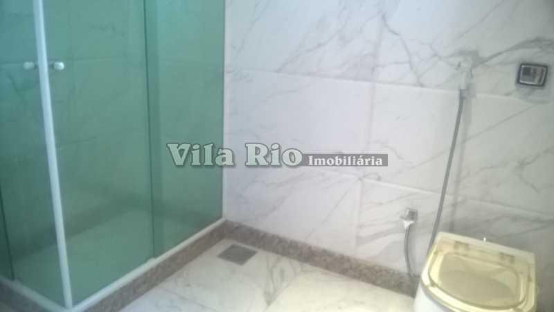 BANHEIRO 1 - Apartamento À Venda - Rocha Miranda - Rio de Janeiro - RJ - VAP20293 - 11