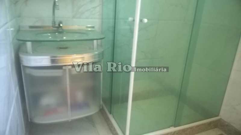 BANHEIRO 2 - Apartamento À Venda - Rocha Miranda - Rio de Janeiro - RJ - VAP20293 - 12