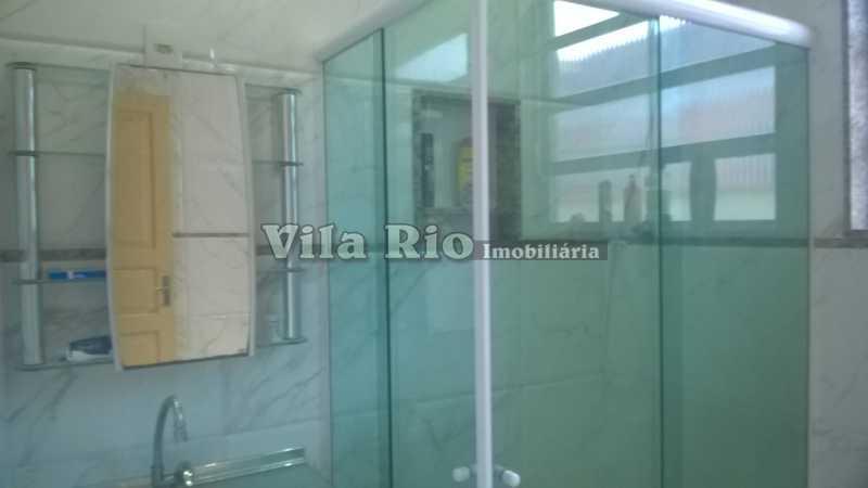 BANHEIRO 3 - Apartamento À Venda - Rocha Miranda - Rio de Janeiro - RJ - VAP20293 - 13