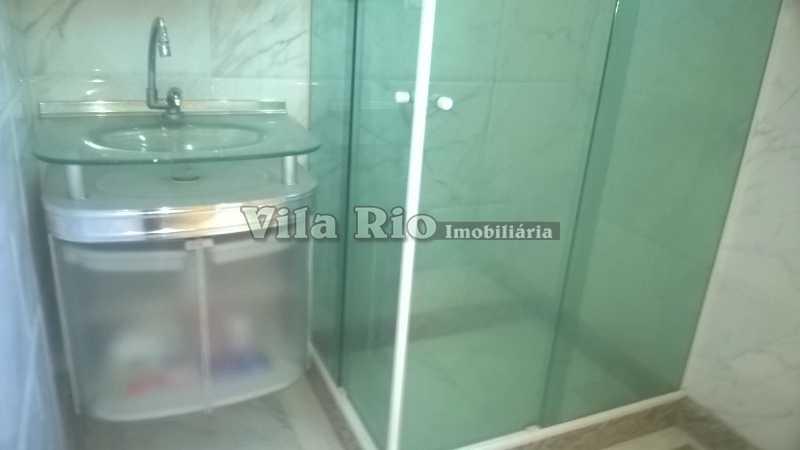 BANHEIRO - Apartamento À Venda - Rocha Miranda - Rio de Janeiro - RJ - VAP20293 - 14