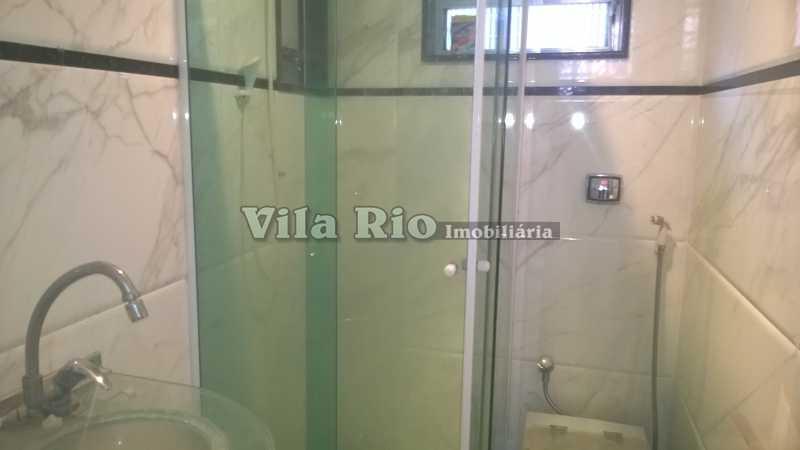 BANHEIRO2 1 - Apartamento À Venda - Rocha Miranda - Rio de Janeiro - RJ - VAP20293 - 15