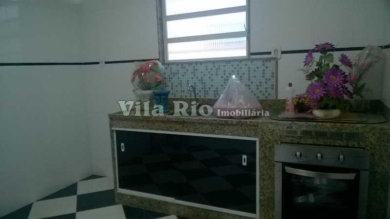 COZINHA 1 - Apartamento À Venda - Rocha Miranda - Rio de Janeiro - RJ - VAP20293 - 18