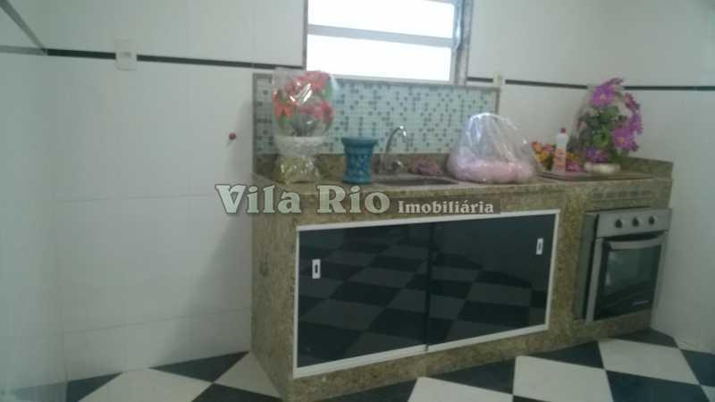 COZINHA 2 - Apartamento À Venda - Rocha Miranda - Rio de Janeiro - RJ - VAP20293 - 19