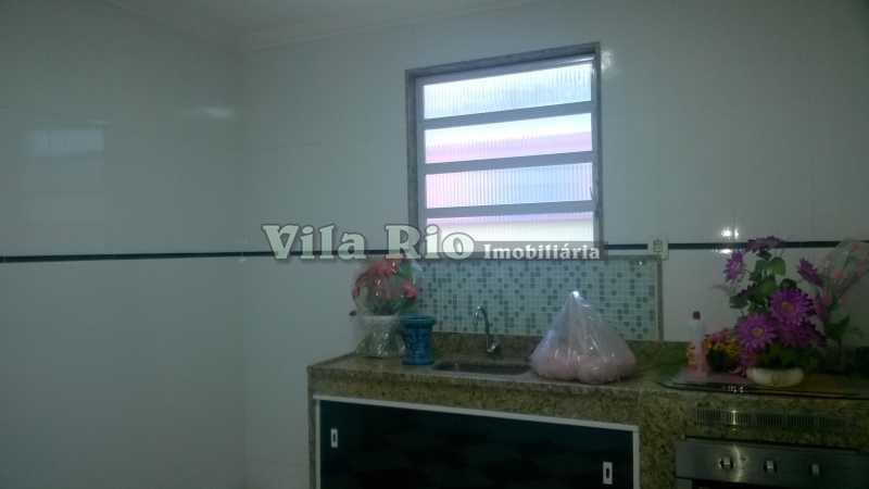 COZINHA - Apartamento À Venda - Rocha Miranda - Rio de Janeiro - RJ - VAP20293 - 21