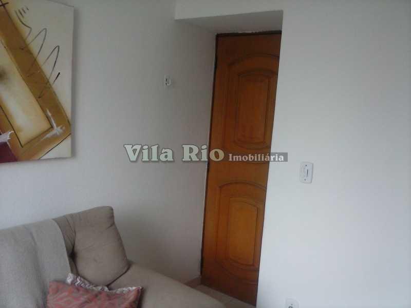 SALA 1 - Apartamento À Venda - Cachambi - Rio de Janeiro - RJ - VAP20296 - 3