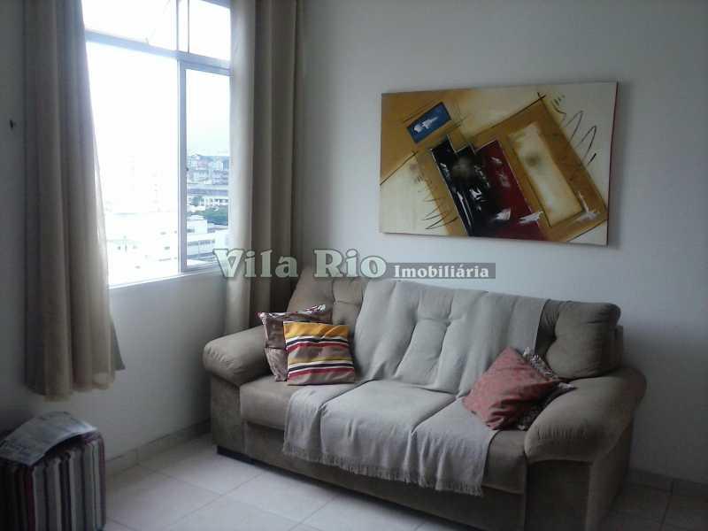 SALA 3 - Apartamento À Venda - Cachambi - Rio de Janeiro - RJ - VAP20296 - 1
