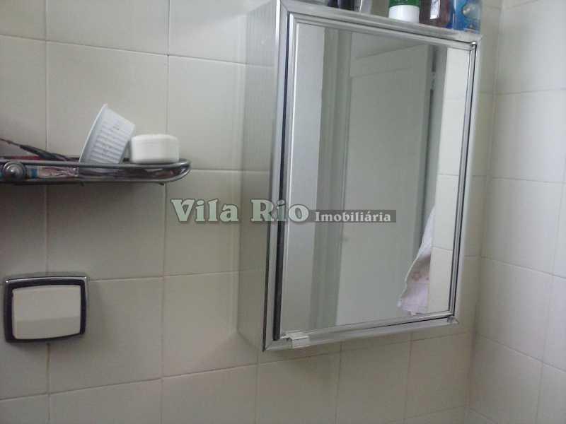BANHEIRO 1 - Apartamento À Venda - Cachambi - Rio de Janeiro - RJ - VAP20296 - 12