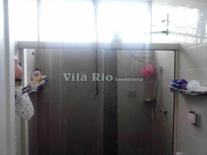 BANHEIRO 2 - Apartamento À Venda - Cachambi - Rio de Janeiro - RJ - VAP20296 - 13