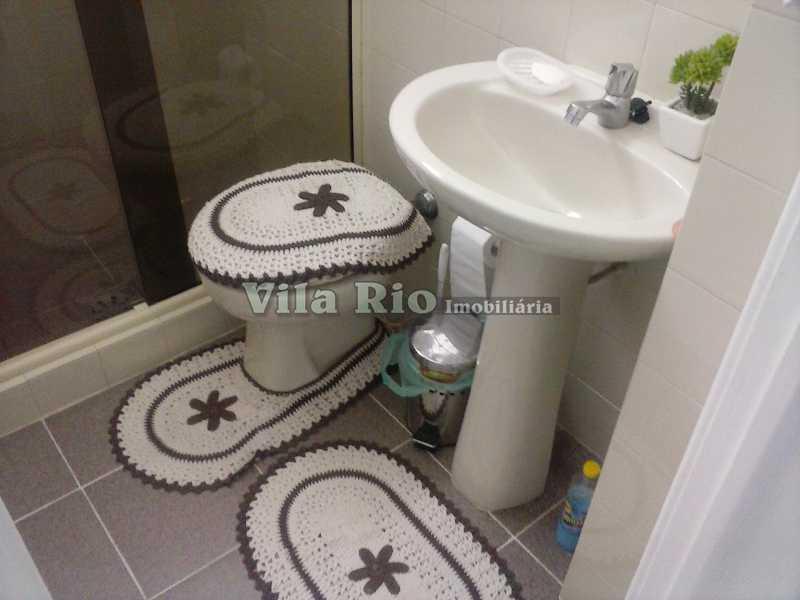 BANHEIRO 3 - Apartamento À Venda - Cachambi - Rio de Janeiro - RJ - VAP20296 - 14