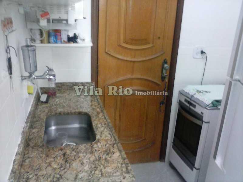 COZINHA 1 - Apartamento À Venda - Cachambi - Rio de Janeiro - RJ - VAP20296 - 15