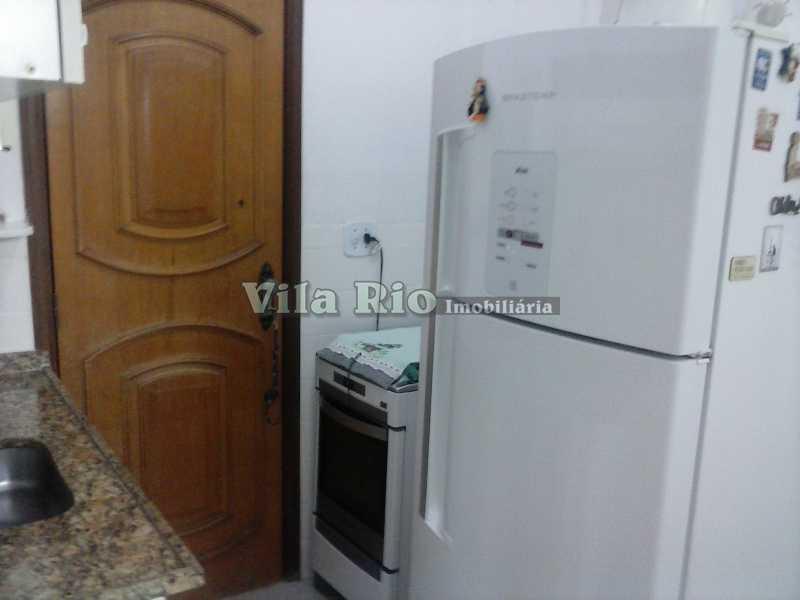 COZINHA 2 - Apartamento À Venda - Cachambi - Rio de Janeiro - RJ - VAP20296 - 16