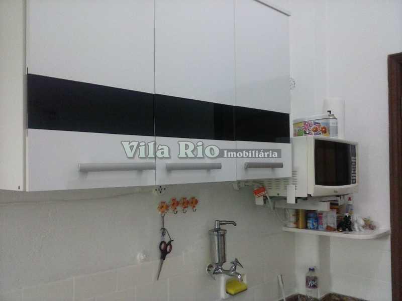 COZINHA 3 - Apartamento À Venda - Cachambi - Rio de Janeiro - RJ - VAP20296 - 17