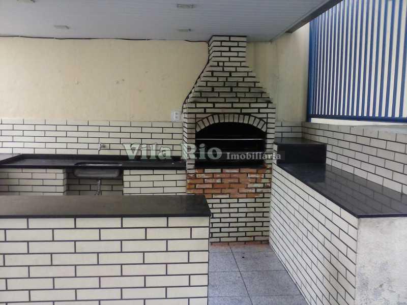 CHURRASQUEIRA - Apartamento À Venda - Cachambi - Rio de Janeiro - RJ - VAP20296 - 20